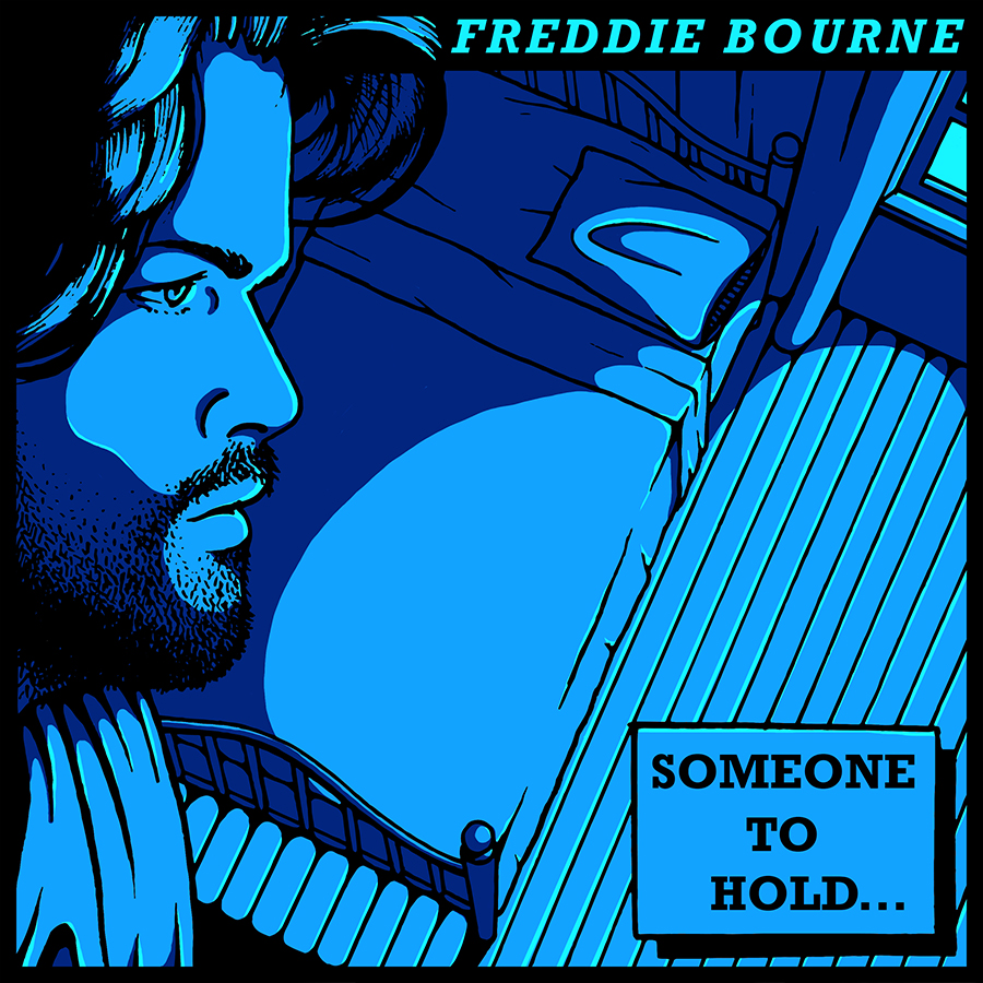 Someone To Hold - Frieddie Bourne