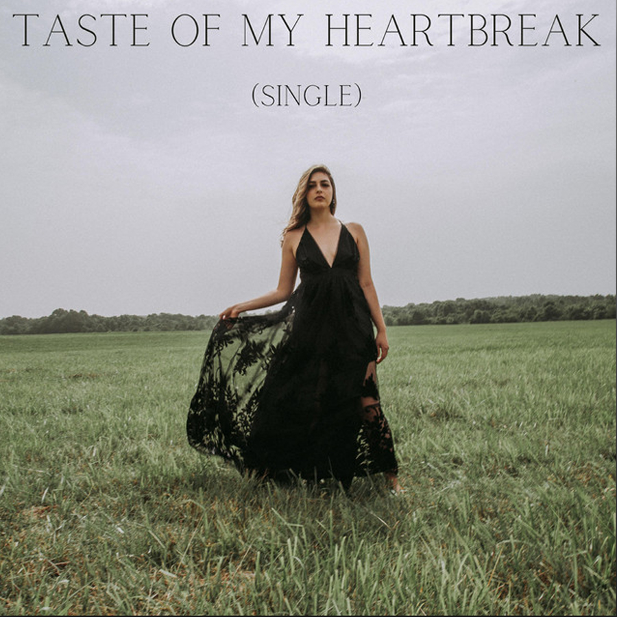 Taste Of My Heartbreak - Teagan Stewart